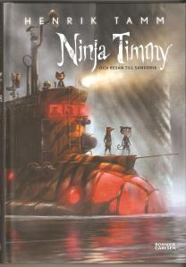 Ninja timmy 001