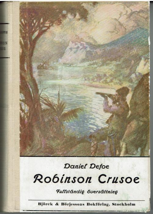 Robinson Cruoso 001